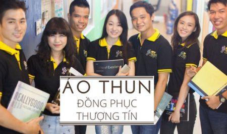 Xưởng may áo thun đồng phục sinh viên tại TPHCM