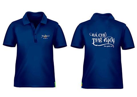 May áo thun đồng phục sự kiện ra mắt sản phẩm