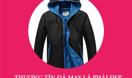 May áo khoác đồng phục chất lượng giá rẻ tại TPHCM