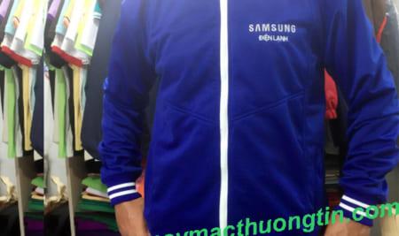 May áo gió áo khoác cho công nhân tại TPHCM