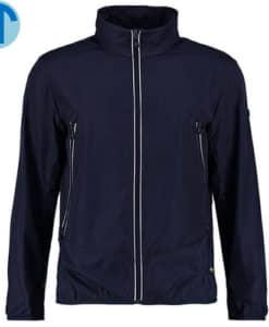Áo khoác xanh đen