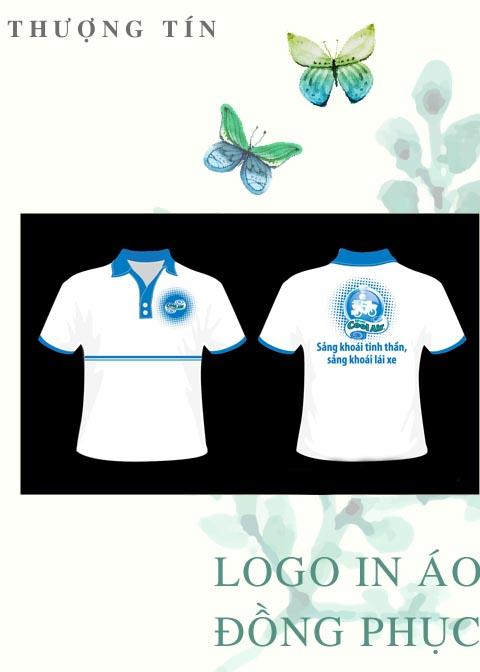 Thiết kế logo in áo đồng phục