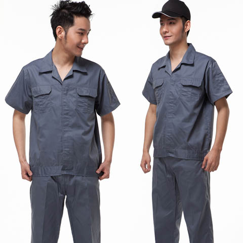 May áo bảo hộ lao động công nhân cơ khí