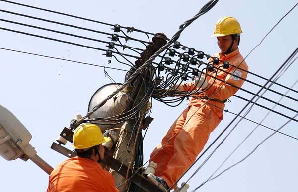 Đồng phục công nhân, kỹ sư điện