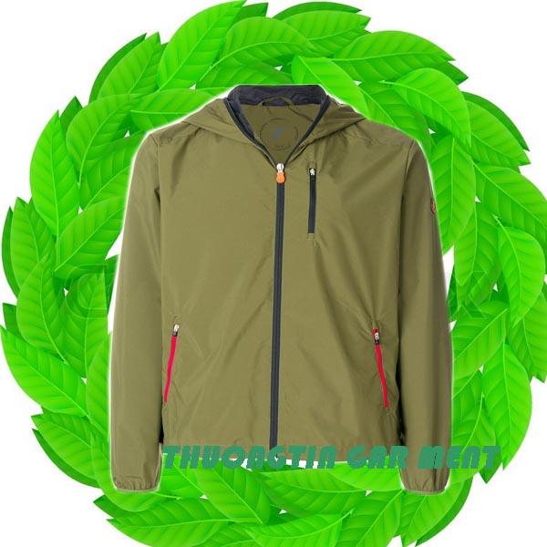 May áo gió đồng phục theo yêu cầu