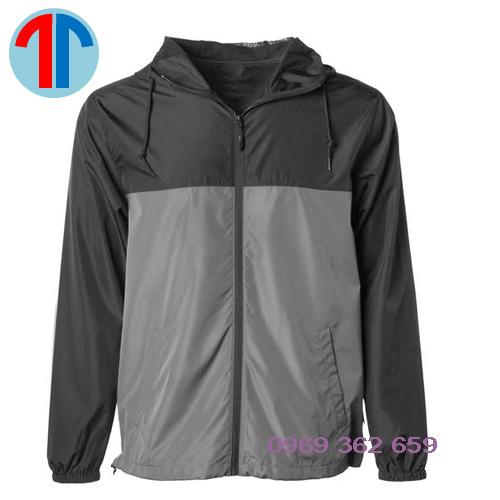áo khoác dù chống thấm