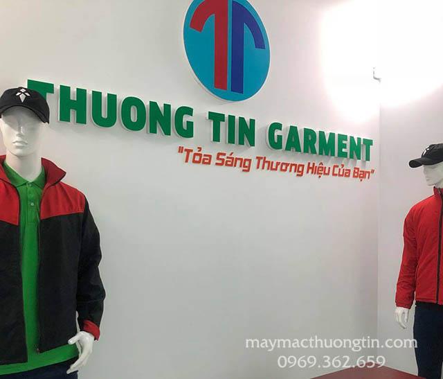 Công ty may áo khoác Thượng Tín