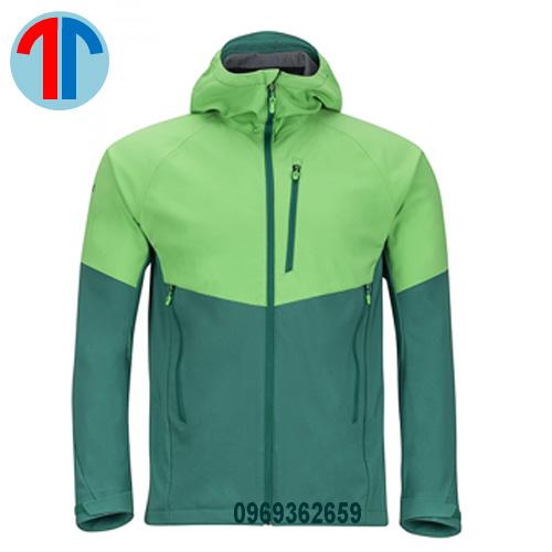 áo khoác dù hai lớp
