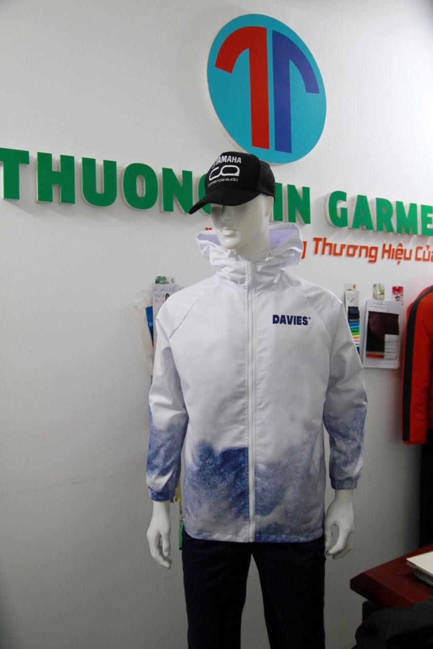 may áo khoác tại hà nội