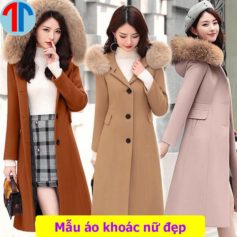 mẫu áo khoác đẹp