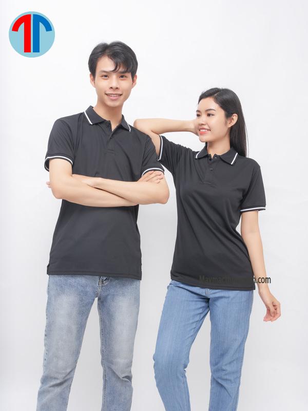 áo thun màu đen